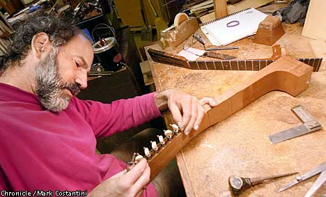 Making a Neck